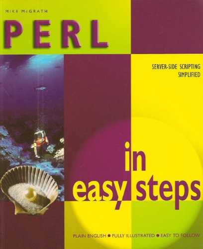 Perl in Easy Steps by Barnes and Noble Books