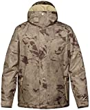 Quiksilver Snow Men's Mission Printed 17 Jacket review