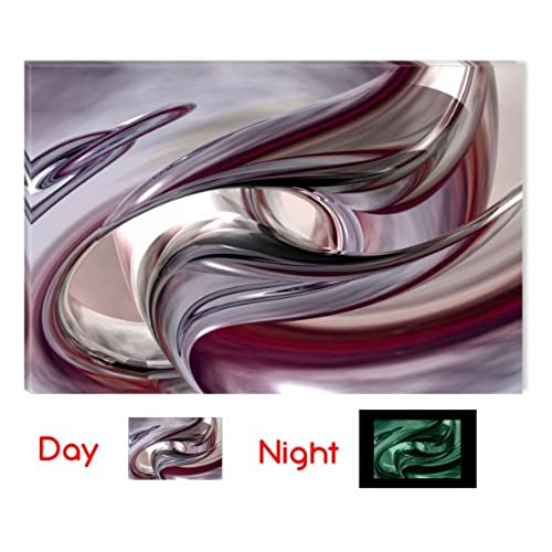 Startonight Wall Art Canvas Abstract Destiny Love Abstract USA Design for Home Decor Dual View Surprise Artwork Modern Framed Ready to Hang Wall Art 23.62 ...  sc 1 st  Amazon.com & Burgundy Wall Art: Amazon.com