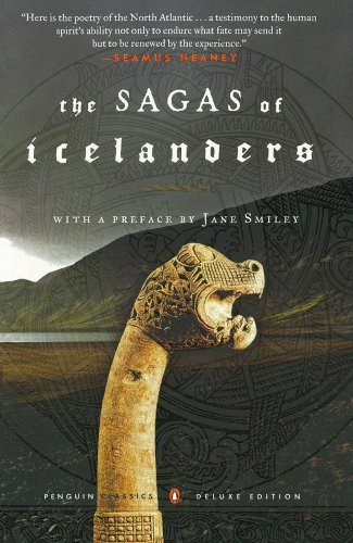 Amazoncom The Sagas Of The Icelanders World Of The Sagas Ebook