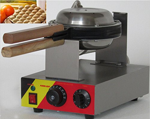 Boshi Electronic Instrument Commerical/Home Use 110V 220V Non-stick Electric Eggettes Bubble Waffle Maker Iron Machine Baker CE Certification by BAOSHISHAN