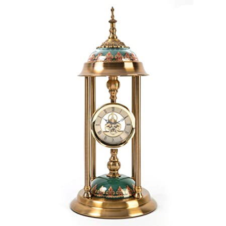 Reloj de Mesa, Reloj de Mesa Vintage, Retro for No Hacer Tictac ...