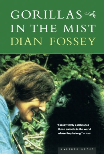 Dian Fossey Author Profile News Books And Speaking Inquiries