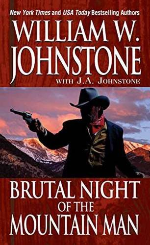 Image result for brutal night of the mountain man book