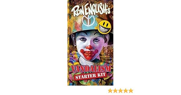 Ron Englishs Vandalism Starter Kit: Amazon.es: English, Ron ...