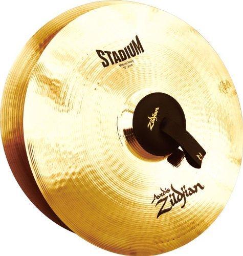 Zildjian A0497 20-Inch Orchestral Cymbals Stadium Series Medium Heavy Pair
