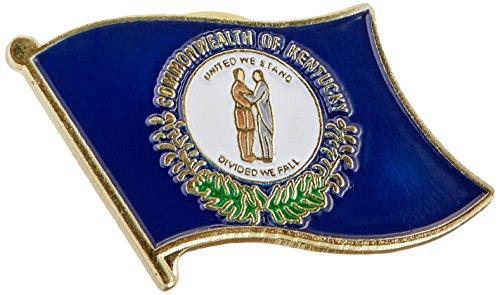 US Flag Store Kentucky Flag Lapel Pin