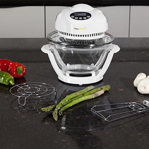 Newlux - robot de cocina newcook mini turbo horno: Amazon.es: Hogar