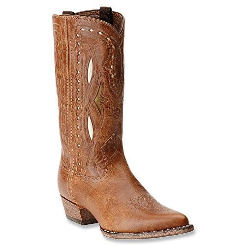Ariat Womens Starling New West Gingersnap