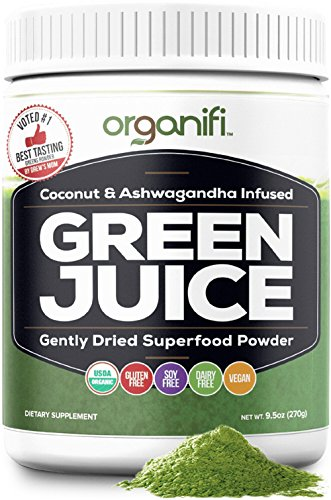 organic all day energy greens - 6
