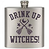 Best Customized Girl Friend T Shirts - Witches Flask: 6oz Stainless Steel Flask Review