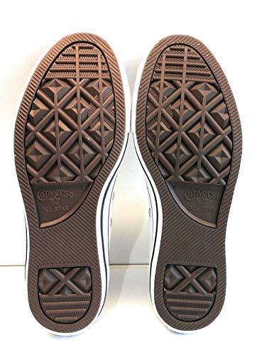 37 STRACC Sneaker Personalizzata Star Tessuto TG Converse All Argento PAOFx8qq