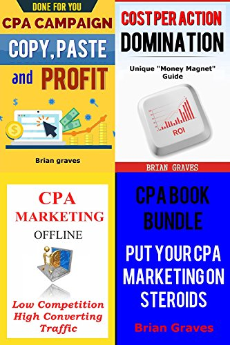 Amazon cpa cost per action 3 book bundle put your cpa cpa cost per action 3 book bundle put your cpa marketing on steroids by fandeluxe Image collections