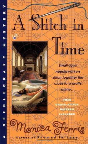 book cover of A Stitch in Time