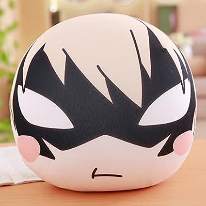 Ani/·Lnc My Hero Academia Animazione Intorno al Peluche Pillow Todoroki Shoto novit/à Anime Cartoon Immagine Cuscino Anime Fans Regalo Large Size