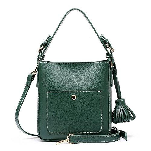 Shopping Borse Da Nb Casual Borsa Fashion Green A Donna Xzw Tracolla 4wHWzxZq4S
