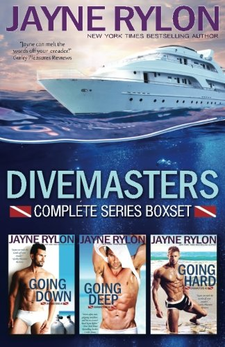 Divemasters Complete Boxset Jayne Rylon product image