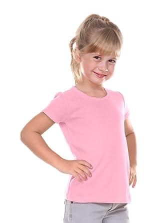 3f739243b704f9 Amazon.com: Kavio! Little Girls 3-6X Scalloped Scoop Neck Top: Clothing