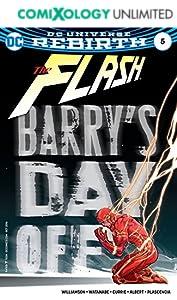 The Flash (2016-) #5