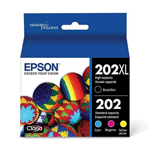 Epson T202XL-BCS Claria Ink Cartridge Multi-pack