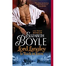 Amazon elizabeth boyle books biography blog audiobooks lord langley is back in town the bachelor chronicles book 8 fandeluxe Epub