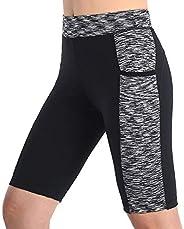 beroy Women Activewear Skort with Underwear for Running,Tennis,Golf,Ladies Yoga Skirts with Pockets