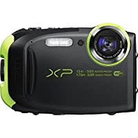 Fujifilm FinePix XP80 Waterproof Digital Camera with 2.7-Inch LCD (Graphite Black)-(Certified Refurbished) Key Pieces Review Image