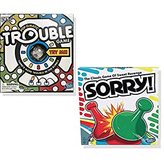 Classic Trouble & Classic Sorry! [Exclusively Bundled by Brishan]