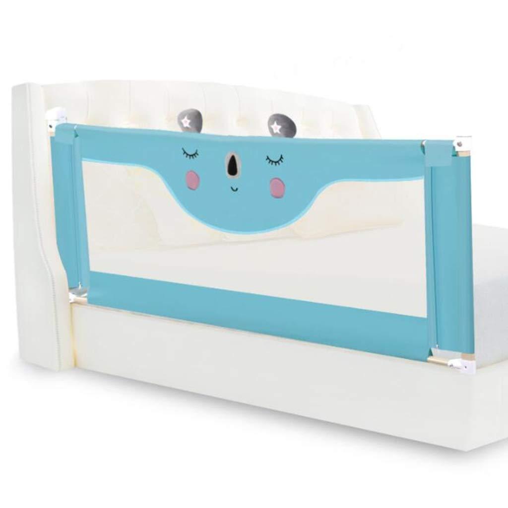 Baby Box Culla guardrail baby bedside fence infrangibile letto ringhiera letto universale deflettore (lato singolo) Forte e durevole   Realizzato con materiali non to ( Colore   A , Dimensione   180X92cm )