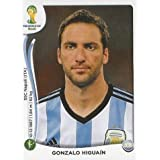 FIFA World Cup 2014 Gonzalo Higuain Sticker No.429