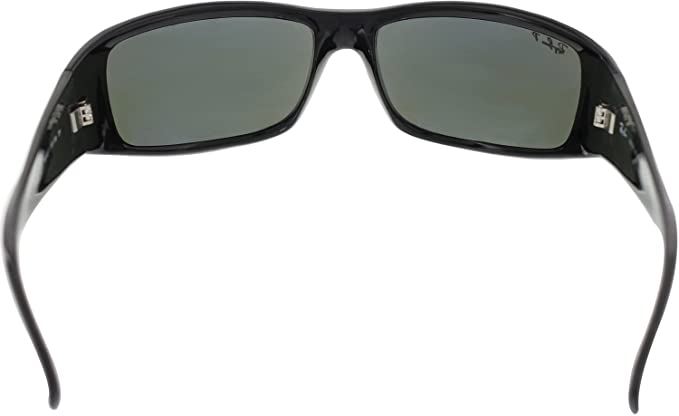 3db33bcd47eba0 ... buy coupon code for amazon ray ban sonnenbrille rb4057 black natural  green polarized 61 ray ban