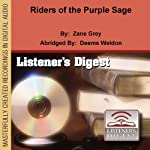 Riders of the Purple Sage | Zane Grey