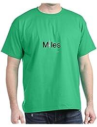Miles - 100% Cotton T-Shirt