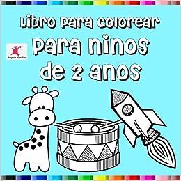 libros para pintar ninos 2 anos