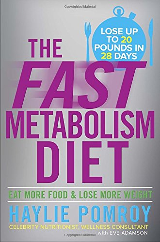 The Abstain Metabolism Diet: Eat More Food and Lose More Weight