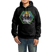 Odd Squad Cartoon Youth Classic Pullover Athletic Sweatshirt Hoodies