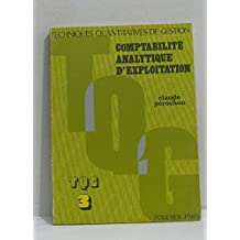 Comptabilité analytique d'exploitation tqg III