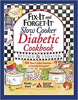 Slow Cooker Diabetic Cookbook
