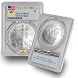 2006 - Present Silver American Eagle MS-69 PCGS
