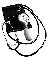 Riester ri-1445–141ri-san Sphygmomanometer, Adult velcro Cuff in con stetoscopio, zafferano