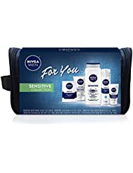 Nivea for Men Sensitive Collection 5 Piece Gift Set