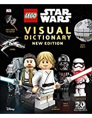 Lego Star Wars Visual Dictionary, New Edition (Library Edition)
