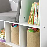 KidKraft Bookcase with Reading Nook