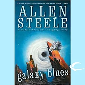 Galaxy Blues Audiobook