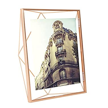 Umbra Prisma Picture Frame, 8 by 10-Inch, Copper