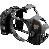 easyCover ECC650DB Camera Case for Canon 650D/700D/T4i/T5i (Black)