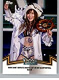 2018 Topps WWE Women's Division Memorable Matches