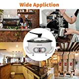 Coffee Roaster Machine with Timer, 110V Coffee Bean