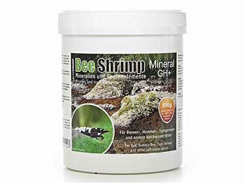 850 Grams SaltyShrimp Bee Shrimp Mineral Gh+ 850 Grams (850 Grams)