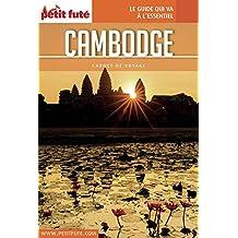 CAMBODGE 2017 Carnet Petit Futé (Carnet de voyage) (French Edition)